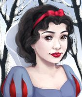 Snow White by madam-marla