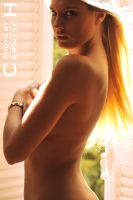 Blonde Girl n.1 by Carnisch