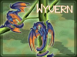 Wyvern by Murtibat
