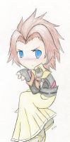 Terra Chibi by Aumiesque