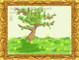 Apple Tree - 3DS by Faith-Bailey