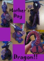 MothersDay Dragon by T-Nooler