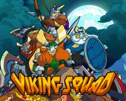 Viking Squad is out! by jouste