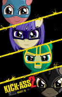Kick-Ass 2 by KiOWA213