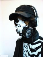 Skull Gas Mask 3 by Taurus-ChaosLord