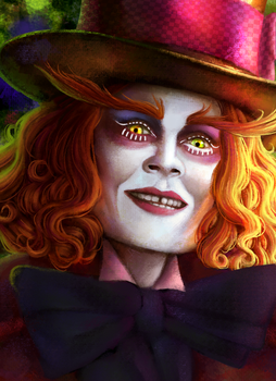 Mad Hatter by EdibleMecha