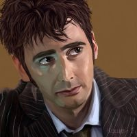 The Tenth Doctor : binary binary binary binary by labrathor