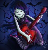 Marceline by 1234LERT7Nan2