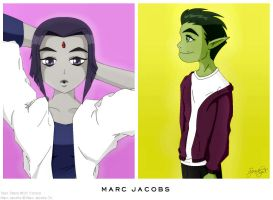 TT - Marc Jacobs Ad by SparkyX