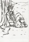 Noche Comic Series- Boots/Tak by Projectile-Vomiting