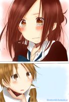 Isshuukan friends - capitulo 4 by Heroine-15