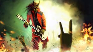 Lets Rock! by Nefillim
