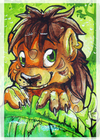ACEO jrtracey by Kyuubreon