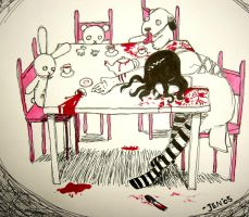 tea party by sull