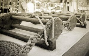 Rope Ladder by Fritters