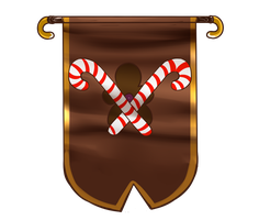 GingerBread Kingdom Symbol ( better Quality ) by GingerQuin