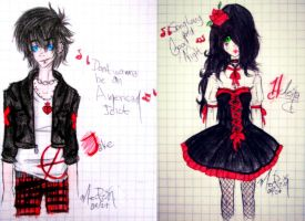 Song Gijinkas -American Idiot & Helena- by MadPan-Inc
