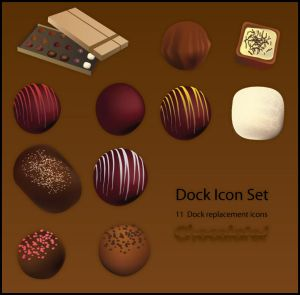 Dock Icon Set VII