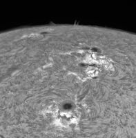 Active region on July 11 by giovannigabrieli