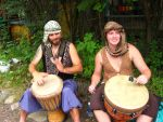 Drummers for the Hula Hoop Entertainment by Dygyt-Alice