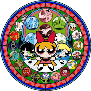 Station of Awakening, Powerpuff Girls by 4xEyes1987