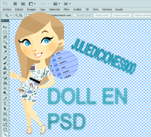 Doll En Psd #2 by juliediciones900