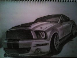 Ford Mustang by XkrkX