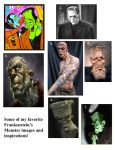 Frankenstein's Inspiration by RandyHand