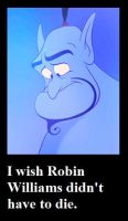Respect for Robin Williams by MattX125