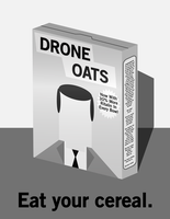 Drone Oats by coinoperatedbear