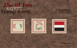 25th of Jan Icons by MA-Graphics