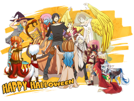 FM: happy halloween by Nerior