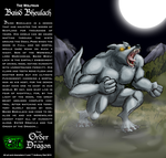 Order of the Dragon 03-The Wolfman: Baisd Bheulach by Gummibearboy