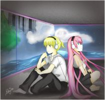 Vocaloid - free by peixing