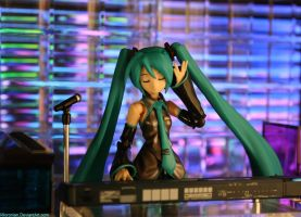 Miku::Mix by Micronian