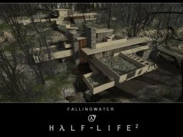 Fallingwater by WhiteRAZOR