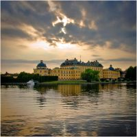 Evening in Drottningholm by Daywish