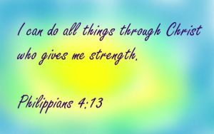 Philippians 4:13 by penguinlover98