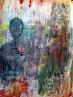 My Abstract Heart by ClockworkMarionette