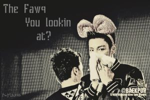 T.O.P - The Fawq by KateW49