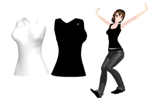 MMD Tank Tops DL by 2234083174