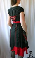 Sweeney Todd Dress 3 by smarmy-clothes