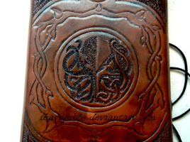 Cthulhu Journal Detail by Ihaveprobs