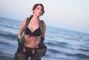 Quiet - MGSV TPP by LadyDaniela89