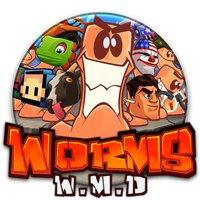 Worms W.M.D Icon by BluPaper