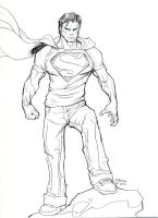 Superman??? by guinnessyde