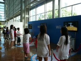 Wii BOOTH PART TWO by victortky