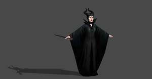 MALEFICENT DEFAULT  PMX CONVERSION by OoFiLoO