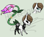 Smol Plant Pony Adopt ~OPEN~ by Esarts-Adopts