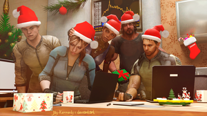 Merry BSAA Christmas by Jay-Kennedy